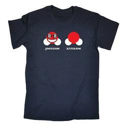 Funny Novelty T-Shirt Mens tee TShirt Molecule Molecool