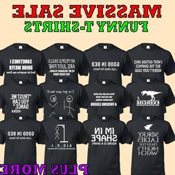 Funny T-Shirt mens womens gift present Xmas Christmas clothi