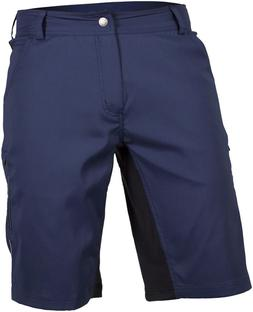 fuze men s shorts with liner navy