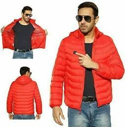 Heated Vest Warm Body Electric Men Women USB Heating Coat Ja