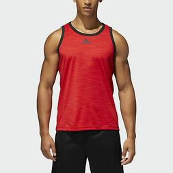 adidas Heathered Tank Top Men's
