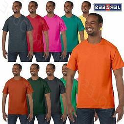 Jerzees Heavyweight Men's Blend 50/50 Short Sleeves T-Shirt