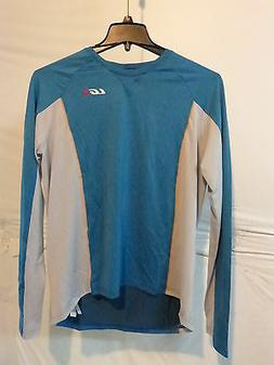 Louis Garneau HTO Jersey - Long-Sleeve - Men's Medium Morocc