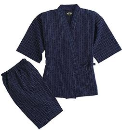 WATANOSATO Jinbei of Hemp Blend Made in JapanImportjapanese