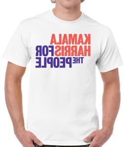 Kamala Harris for the People Political Clothing T Shirt for