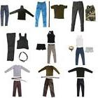 1/6 Scale Mens Outfit Clothes Set for Hot Toys Sideshow Male