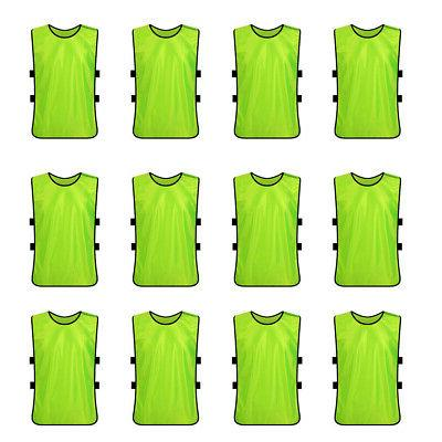 12x Scrimmage Vest Team Jersey with