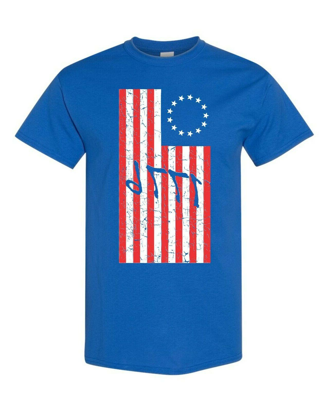 1776 Betsy Star Original United States America Shirt 999