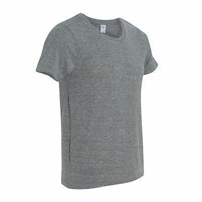 Alternative Jersey Drop Neck Crew T-Shirt