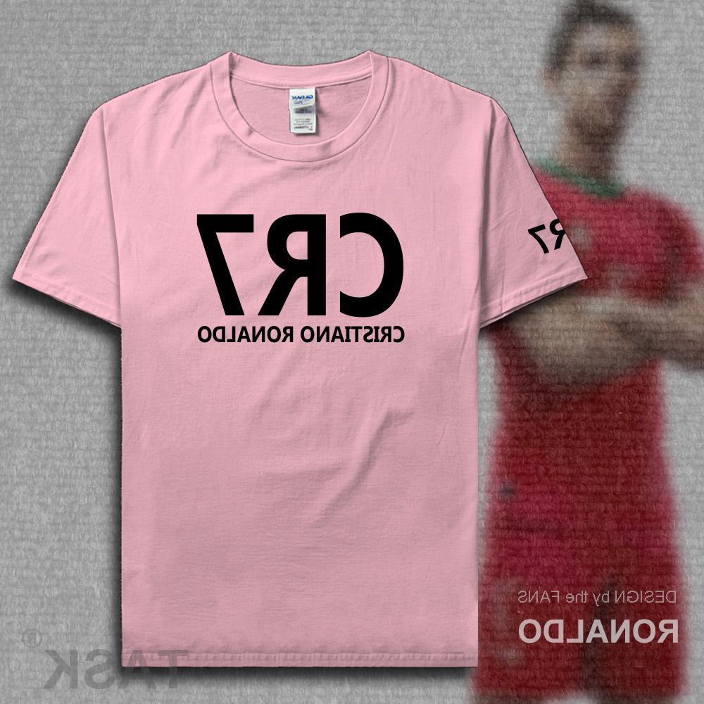 2017 shirts T-Shirt Christiano Tees <font><b>Clothing</b></font> Plus Size <font><b>footballer</b></font> 10