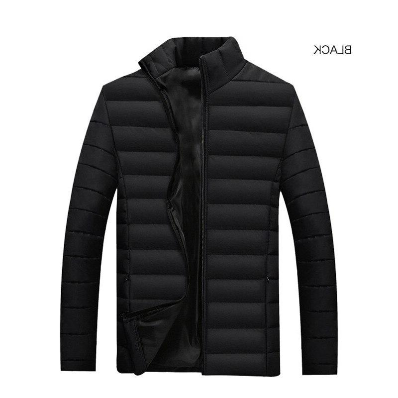 MRMT Winter Collar Male Down <font><b>Jacket</b></font>