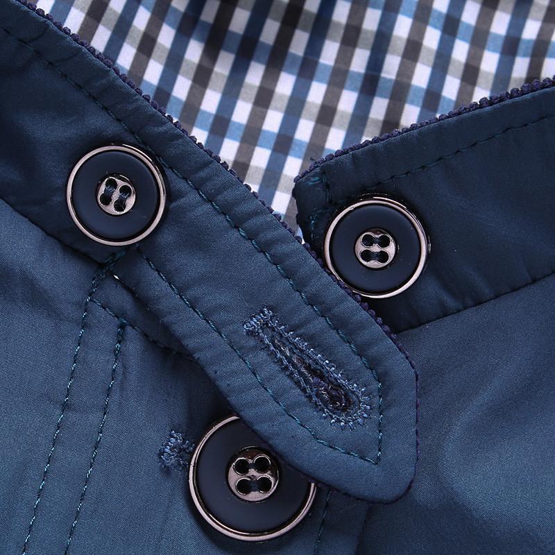 2019 High Quality <font><b>Jackets</b></font> Slim Casual Vintage <font><b>Mens</b></font> <font><b>Clothing</b></font> Autumn