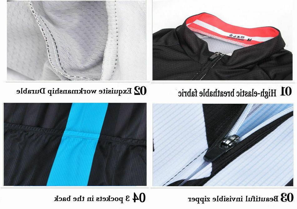 2019 Breathable Sleeve Bicycle