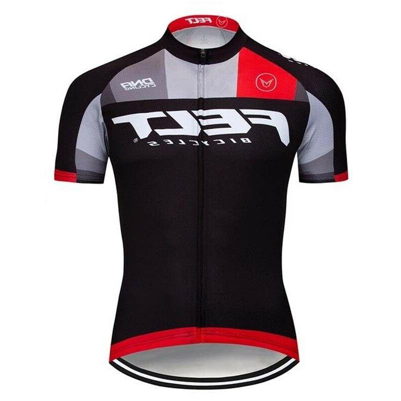 2019 Mens Wear Team Cycling Jersey Sets shorts Suit