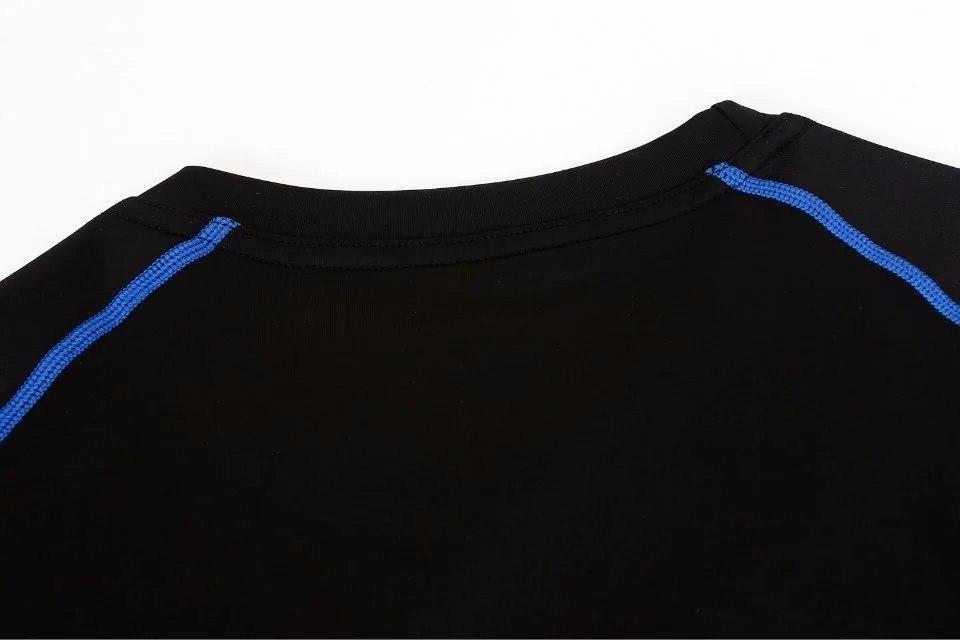 2019 for rash kit Long Sleeve T-Shirt trousers MMA <font><b>Clothing</b></font> thermal