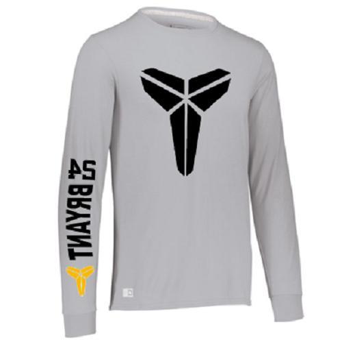 2020 New Kobe Long T-Shirt Casual