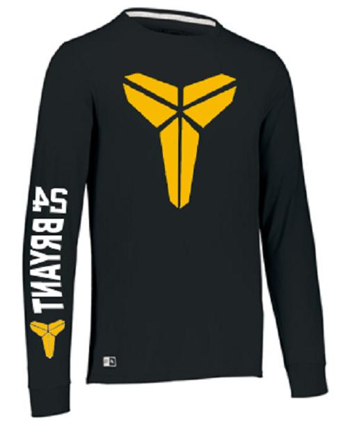 2020 new bryant long sleeve t shirt