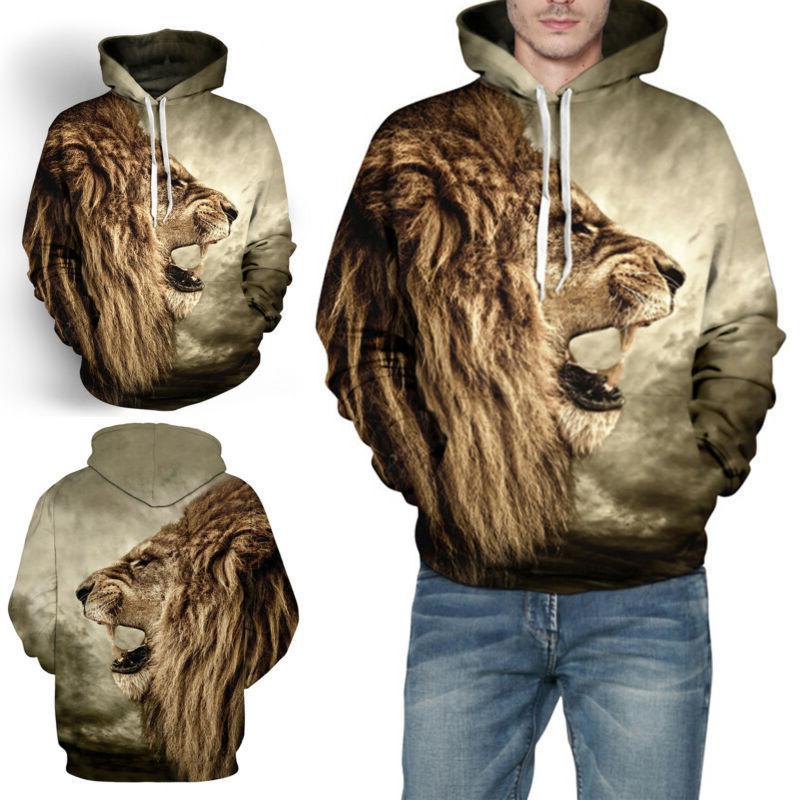 3D Animal Jacket Coat Outwear