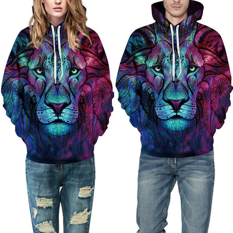3D Animal Jacket Coat