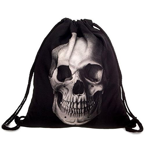 3d print drawstring backpack rucksack