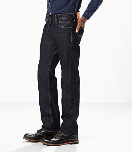 Levi's Fit Jean,Tumbled Rigid,34x34
