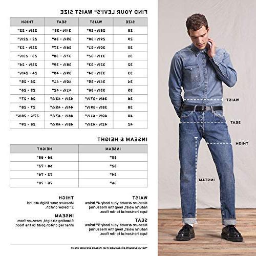 Levi's 569 Straight Jean, Dark 36x34