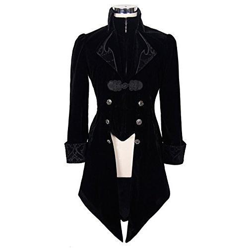 Steelmaster Tail Coat Gothic Jacket