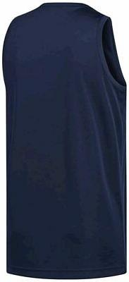 adidas Top, Collegiate Navy, Size TVK1