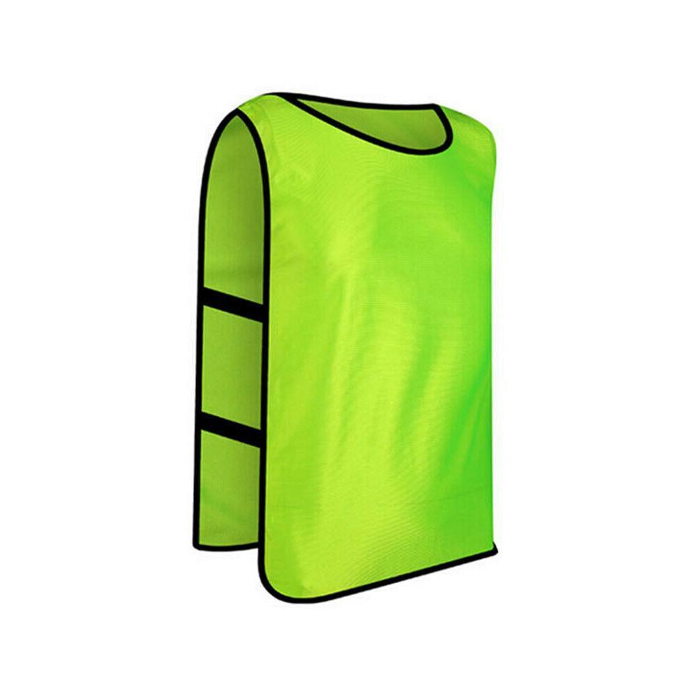 TopTie Vest Football Soccer Pinnies,