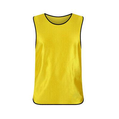 TopTie Vest Soccer Bib, Orange
