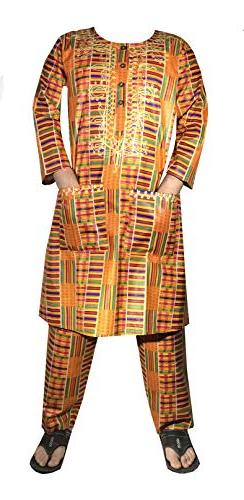 African Men Wedding Ethnic with
