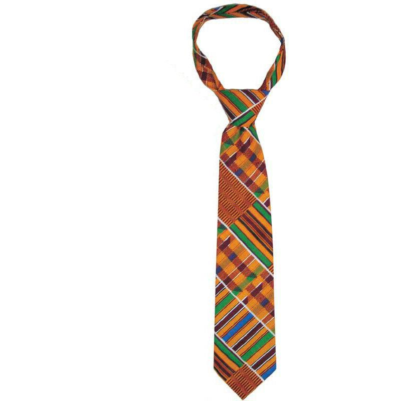"""African cotton Tie """"Brand NEW"""" free shipping"""