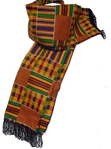 DecoraApparel Cloth Scarf Dashiki Hippie Women Scarves Tie One