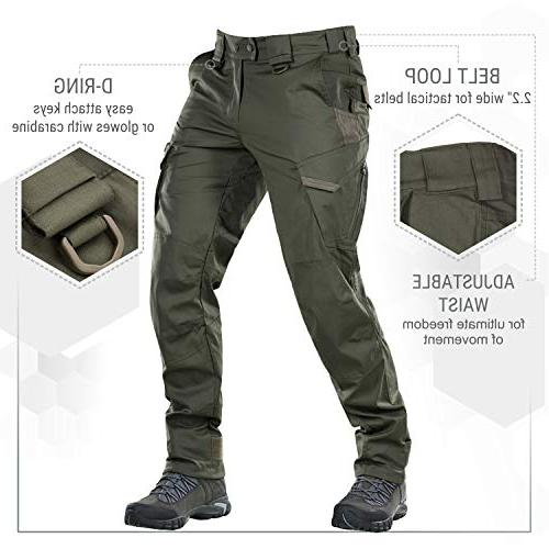 M-Tac Tactical - Cotton Cargo Pockets