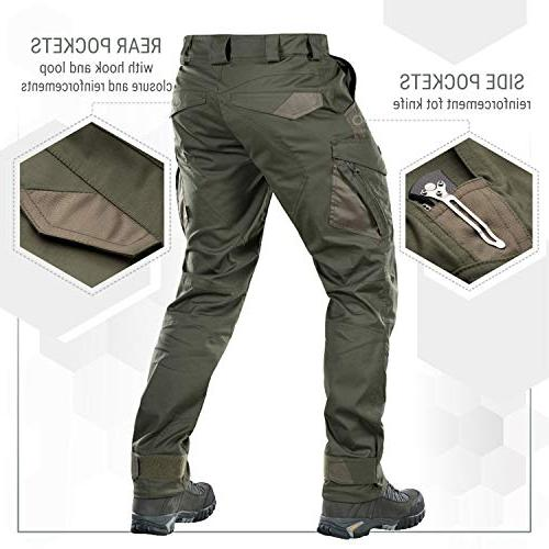 M-Tac Flex Tactical Cotton Cargo Pockets