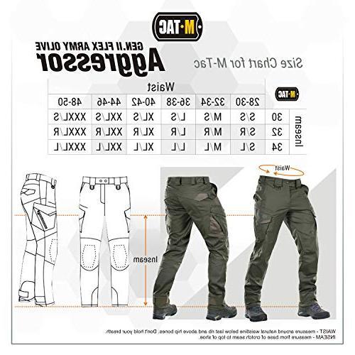 M-Tac Aggressor Tactical Cotton
