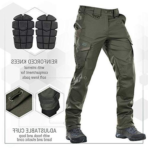 M-Tac Aggressor Tactical Pants - Cotton