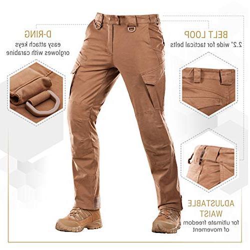 M-Tac Aggressor - Tactical Cotton Pockets