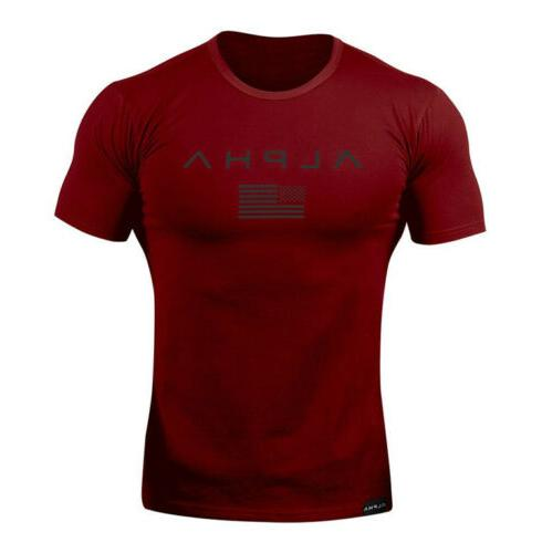 ALPHA Muscle Tee Clothes