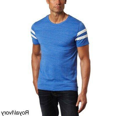 Alternative Apparel Football T-Shirt