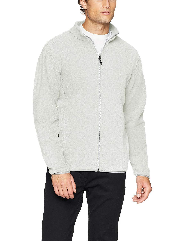 Amazon Essentials Men's Polar Fleece Jacket