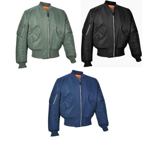 apparel men s military manufacturer ma 1