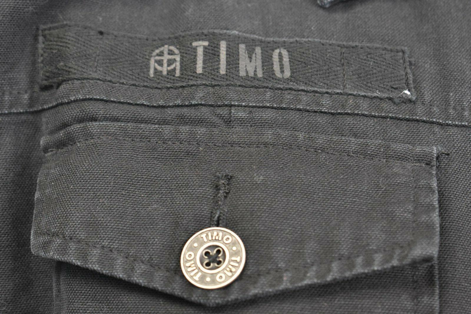 OMIT Apparel Mens Brand Black Jacket NWT
