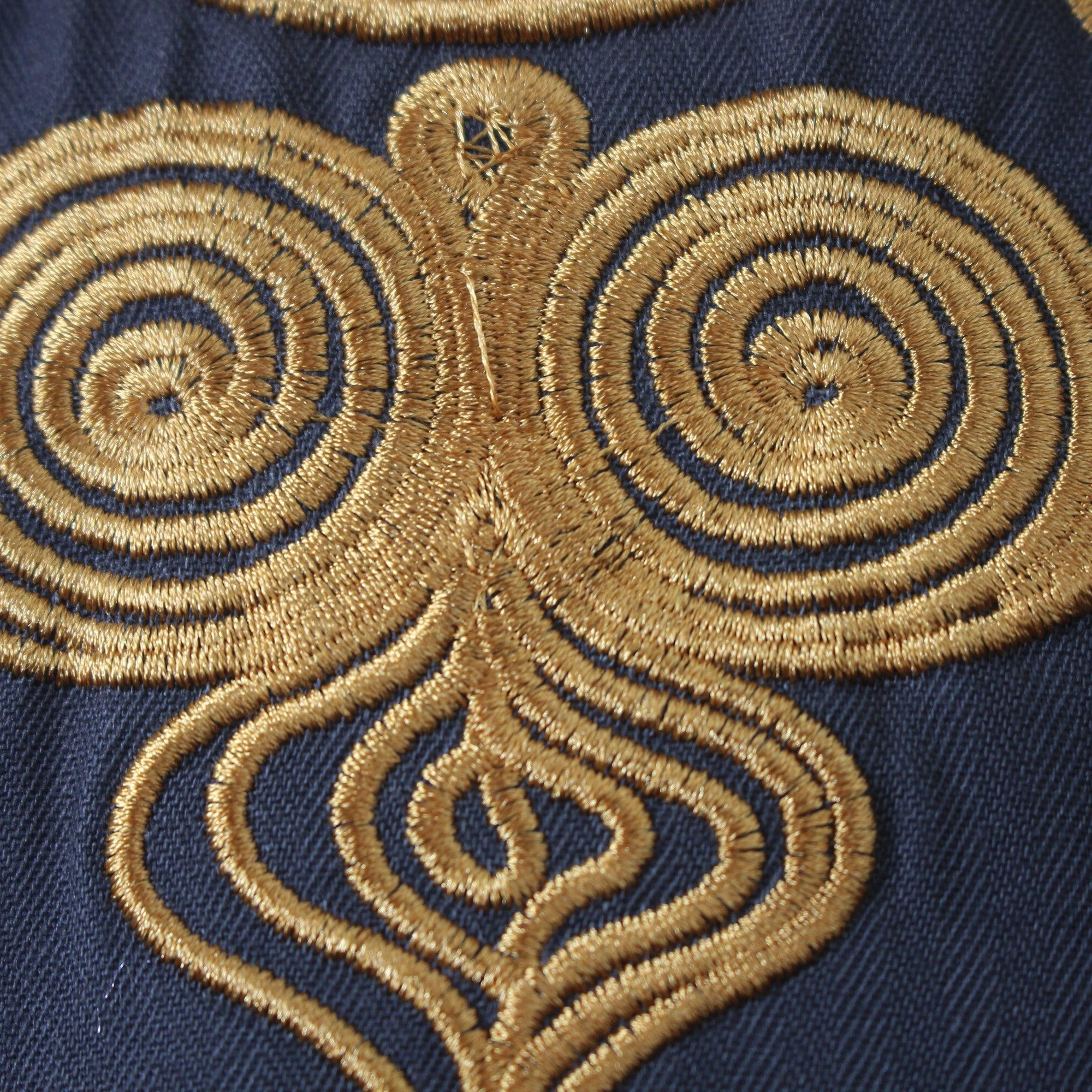 Arabic Golden Embroidery <font><b>Men</b></font>`<font><b>s</b></font> Islamic Islamic <font><b>Clothing</b></font>