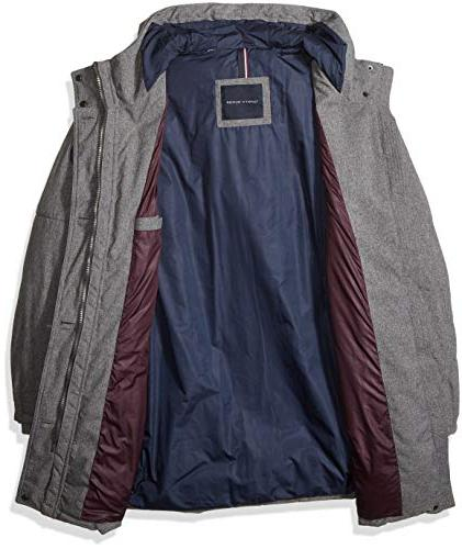 Tommy Hilfiger® Men's Cloth Parka