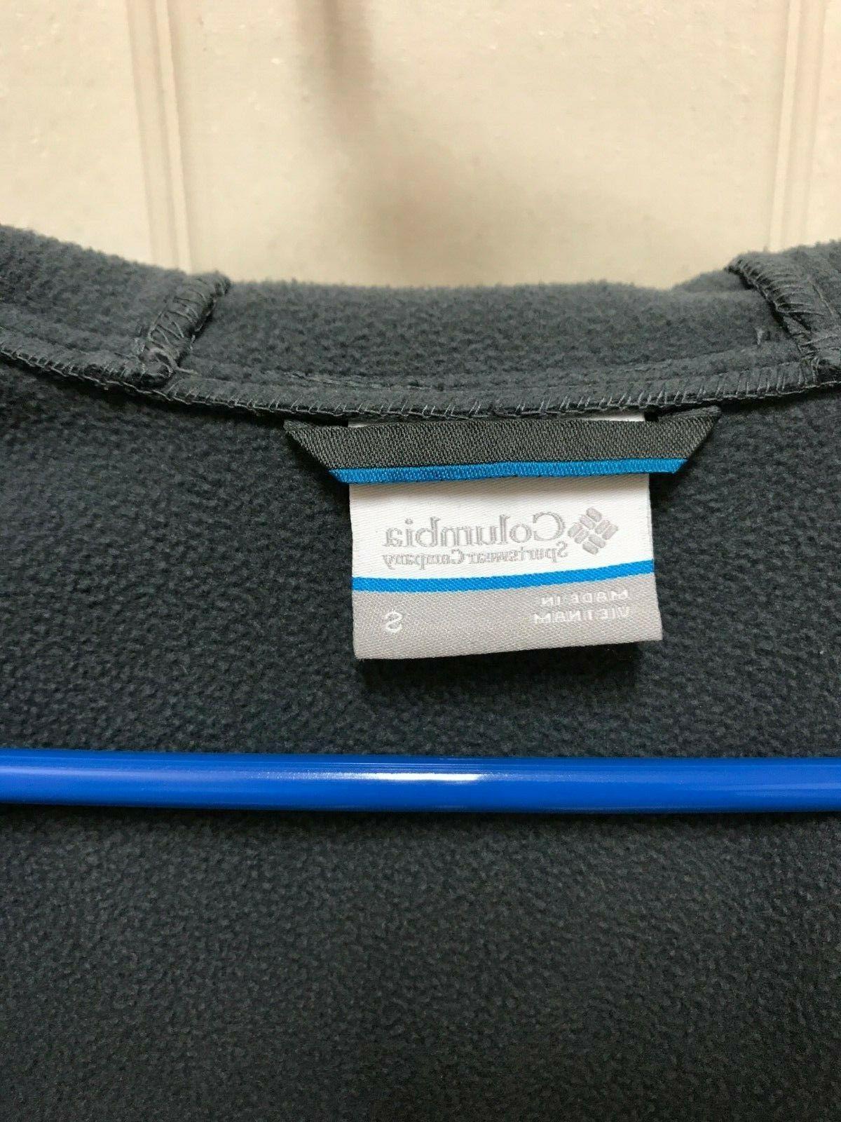 Columbia Jacket Gray