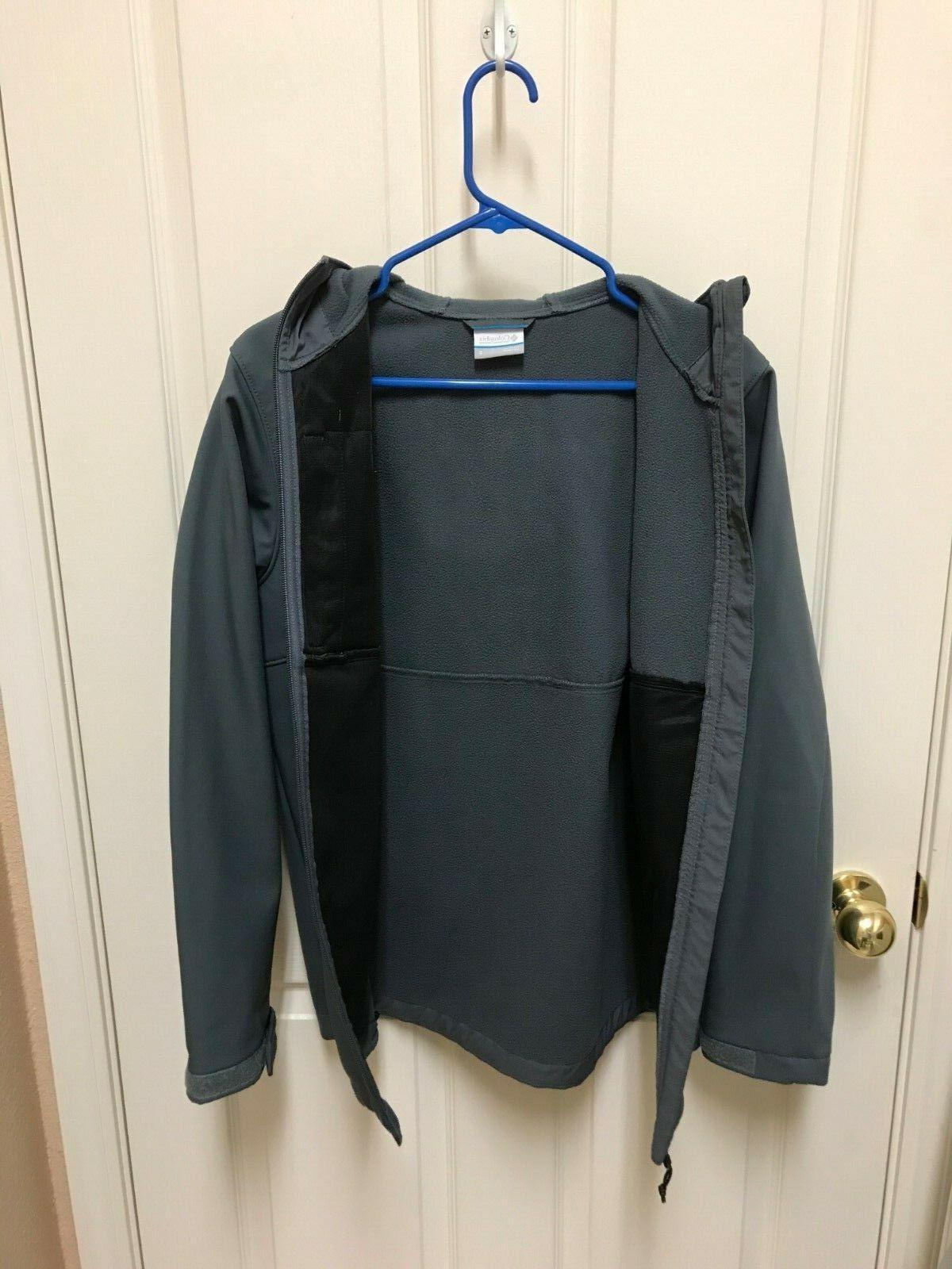 Columbia Ascender Jacket Men's Gray