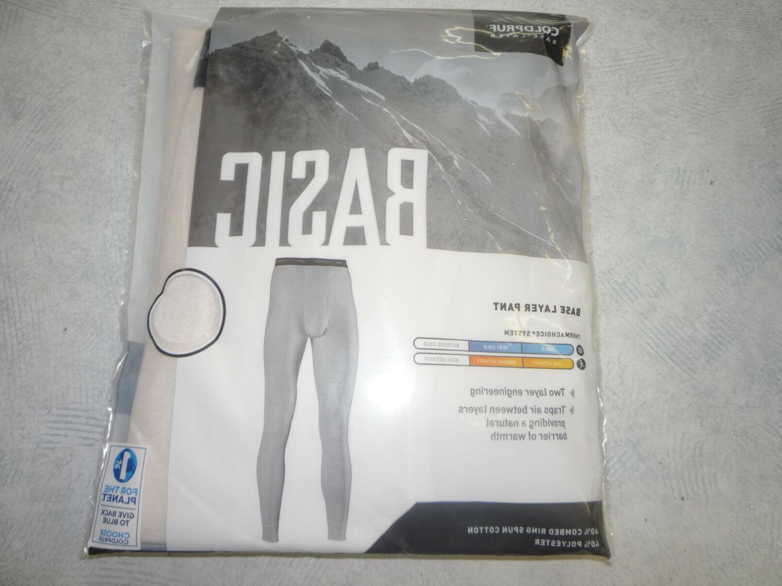 Coldpruf Basic Layer Men's Underwear,