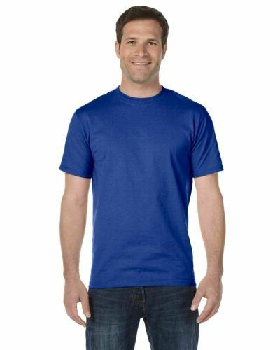 HANES BEEFY-T T-SHIRT OZ SLEEVE 5180 S-3XL COLORS NEW
