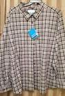 Big and Tall Mens Columbia Outdoor Casual Button Up 4XL comp
